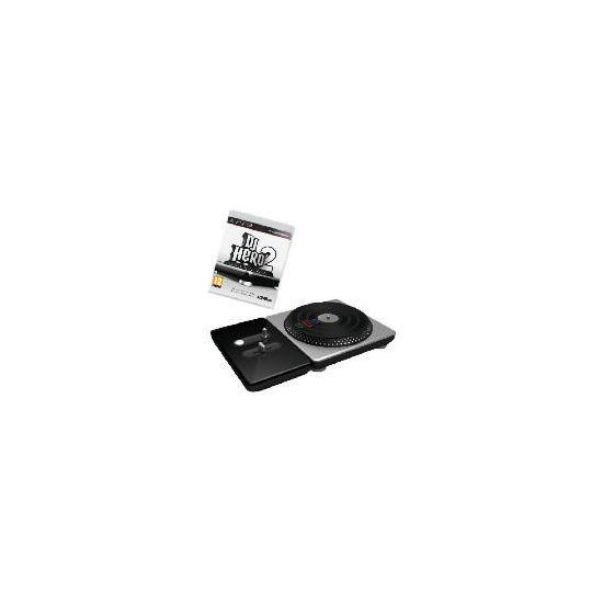DJ Hero 2: Turntable Kit (PS3)