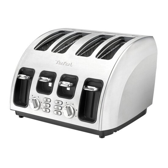 Tefal Avanti Royal 4 Slice Toaster TF562E40