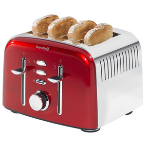 Photo of Breville 4 Slice Aurora VTT475-01 Toaster