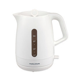 Morphy Richards Chroma 1.5 litre plastic kettle