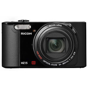 Photo of Ricoh HZ15 Digital Camera