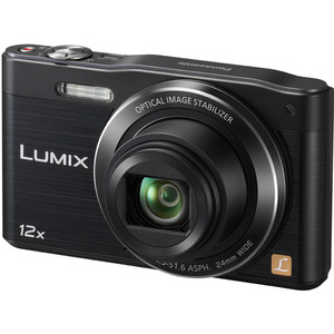 Photo of Panasonic Lumix DMC-SZ8 Digital Camera