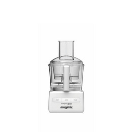 Magimix Compact 3200 Food Processor 2.6 ltr Satin