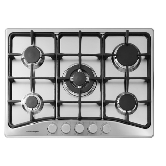 Fisher and Paykel CG705CWFCX1 gas hob