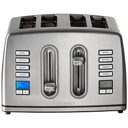 Cuisinart Four Slice CPT445U Reviews