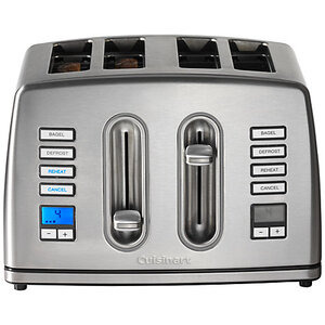 Photo of Cuisinart Four Slice CPT445U Toaster