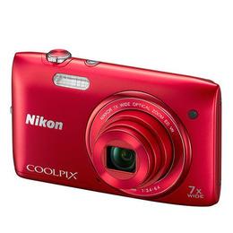 Nikon Coolpix S3500 Reviews