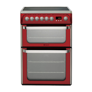 Photo of Hotpoint DUE61R Cooker