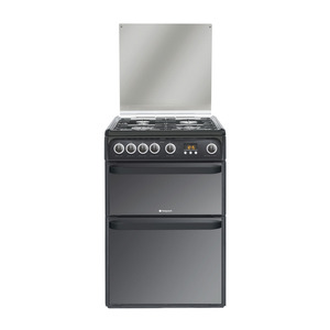 Photo of Hotpoint Ultima DUG61BC Cooker