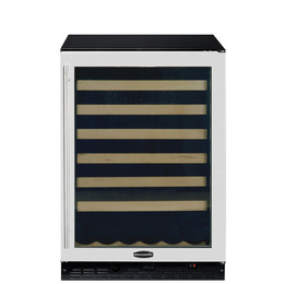RWS60RSS/C-DX Wine Cooler - Stainless Steel