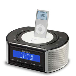 iDream DAB/FM Clock Radio with iPod Dock Reviews