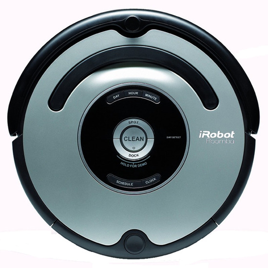 i-Robot Roomba 555