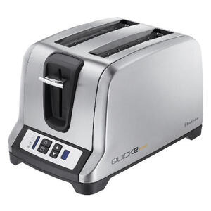 Photo of Russell Hobbs 14151 Quick 2 Toast Toaster
