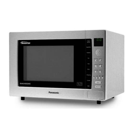 Panasonic NN-CT890S 32L