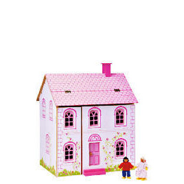 Little Steps Wooden Doll's House Reviews