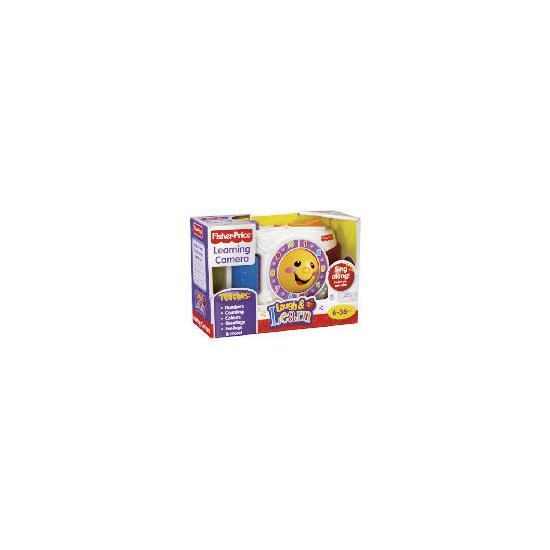 Fisher Price Laugh & Learn Camera