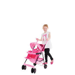 Hello Kitty Push Chair Reviews