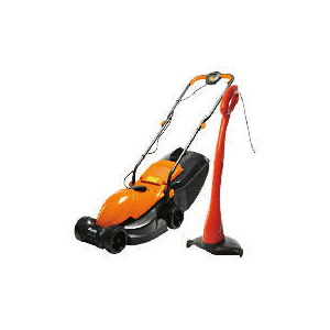 Photo of Flymo Venturer 32 & Strimmer Twinpack Garden Equipment