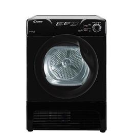 GCC591NBB Condenser Tumble Dryer - Black