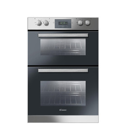 Candy FDP6109X Electric Double Oven - Stainless Steel Reviews