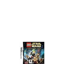 Lego Star Wars: The Complete Saga (DS) Reviews