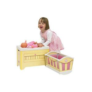 Photo of Dream Town Rose Nursery Set Toy