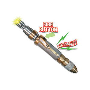 Photo of The Master's Laser Screwdriver Toy