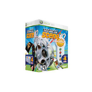 Photo of Scene It? Lights. Camera. Action XBOX 360 Video Game