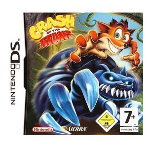 Photo of Crash Of The Titans (2007) Nintendo DS Video Game