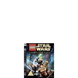 Lego Star Wars: The Complete Saga (PS3) Reviews