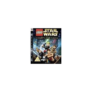 Photo of Lego Star Wars: The Complete Saga (PS3) Video Game