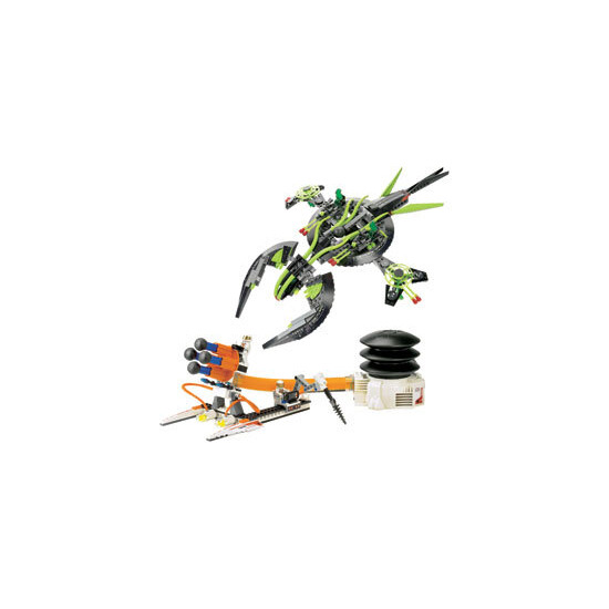 LEGO ETX Alien Mothership Assault