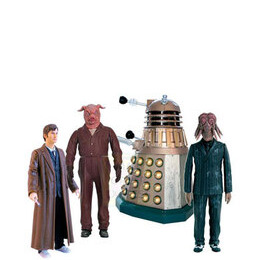 Doctor Who Daleks Gift Set Reviews