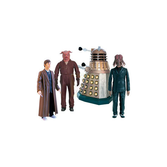 Doctor Who Daleks Gift Set