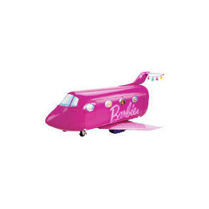 Photo of Barbie Glam Airplane Toy