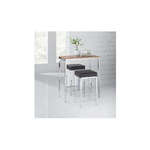 Photo of Nova Bar Set, Oak Furniture
