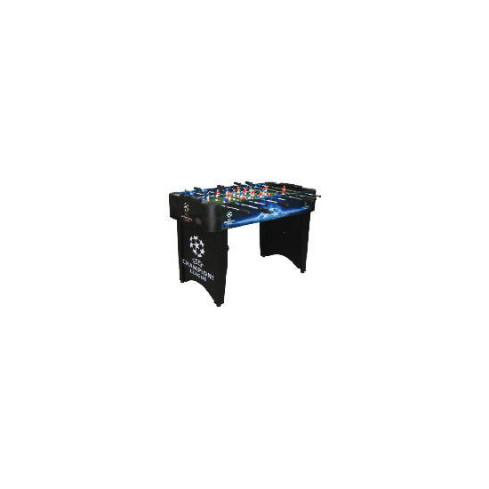 Hy-Pro 4ft Official Licensed Champions League Football Table