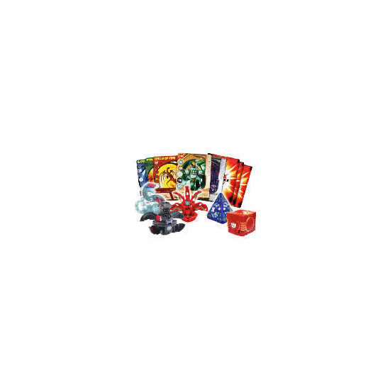 Bakugan Brawlers Game Pack