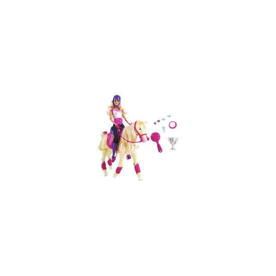 Barbie Tawny Horse & Doll