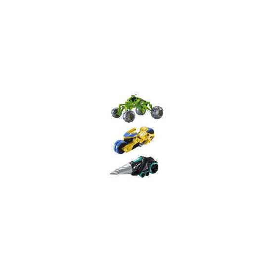 Hot Wheels Battle Force 5 Battle Action Assortment