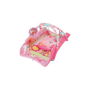 Photo of Bright Starts Baby Play Place Pink Toy
