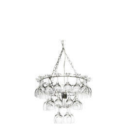 Luxuriance Vino glass chandelier Reviews