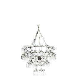 Luxuriance Vino glass chandelier Reviews
