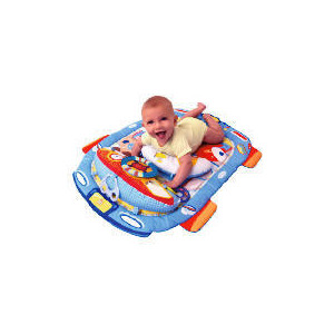 Photo of Bright Starts Tummy Cruiser Mat Toy