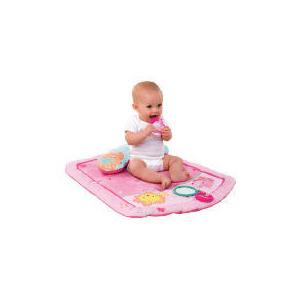 Photo of Brights Start Little Blooms Prop & Play Mat Toy