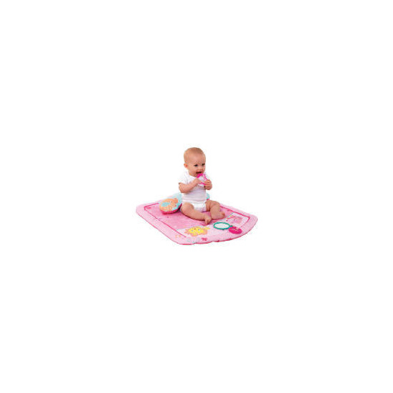 Brights Start Little Blooms Prop & Play Mat