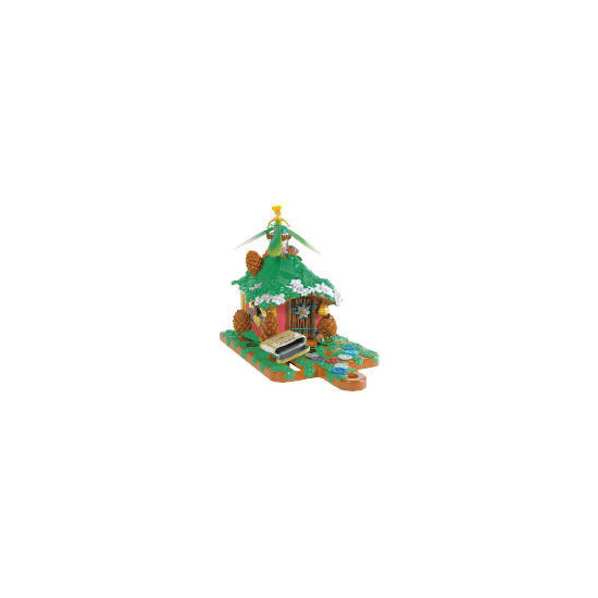Fairy House Playset With Flying Tink Store