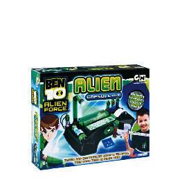 Ben 10 Alien Force Alien Capsule Kit Reviews