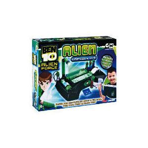 Photo of Ben 10 Alien Force Alien Capsule Kit Toy
