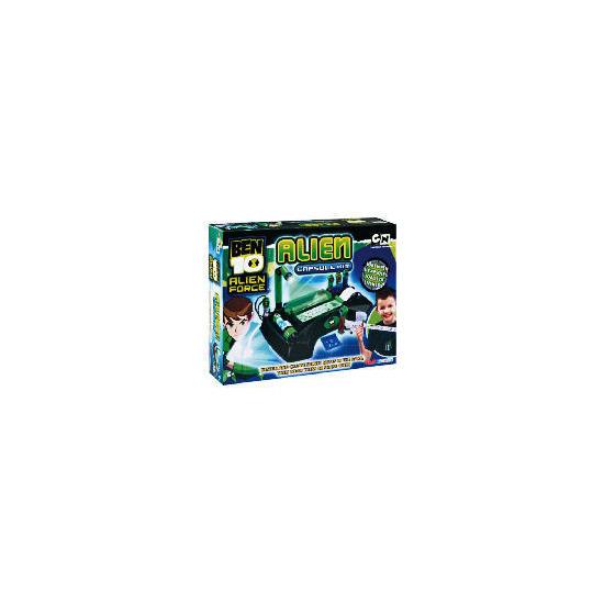 Ben 10 Alien Force Alien Capsule Kit